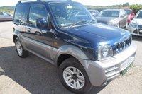 2010 SUZUKI JIMNY 1.3 SZ4 3d 85 BHP £7500.00