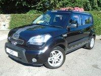 2009 KIA SOUL 1.6 2 CRDI 5d 127 BHP £4490.00