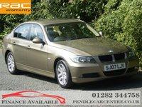 2007 BMW 3 SERIES 2.0 320D SE 4d 161 BHP £4995.00