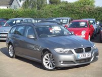 2008 BMW 3 SERIES 2.0 320D SE TOURING 5d 175 BHP £7995.00
