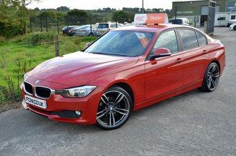 2013 BMW 3 SERIES 2.0 320D EFFICIENTDYNAMICS 4d 161 BHP *£20 TAX* £12250.00