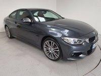 2014 BMW 4 SERIES 2.0 420D XDRIVE M SPORT 2d AUTO 181 BHP £24000.00