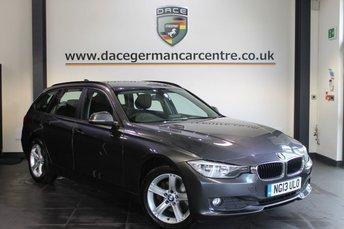 2013 BMW 3 SERIES 2.0 320D XDRIVE SE TOURING 5DR 181 BHP £14770.00