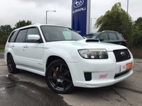 2005 SUBARU FORESTER 2.5 STI JDM MODEL £10995.00
