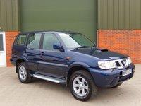 2003 NISSAN TERRANO 2.7 SPORT TD 5d 124 BHP £2500.00