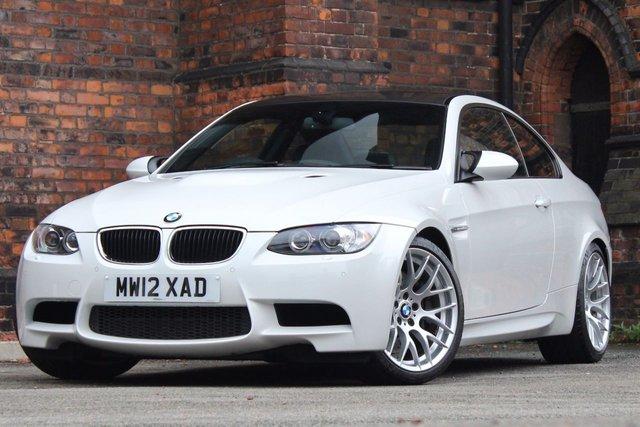 2012 12 BMW M3  4.0 V8 DCT 2d