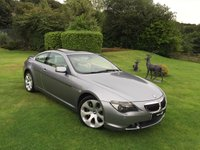 2004 BMW 6 SERIES 4.4 645CI 2d AUTO 329 BHP £7990.00