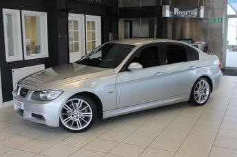 2007 BMW 3 SERIES 2.0 320D M SPORT 4d 161 BHP £7470.00