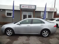 2004 HONDA ACCORD 2.2 I-CTDI EXECUTIVE 4d 140 BHP £2888.00