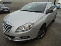 USED 2012 12 CHRYSLER DELTA 1.6 M-JET SR 5d 118 BHP Excellent Family Diesel, High Spec, Finance Available