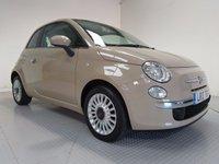 2013 FIAT 500 1.2 LOUNGE DUALOGIC 3d AUTO 69 BHP £7750.00