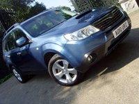 2010 SUBARU FORESTER 2.0 D XC 5d 147 BHP £8999.00