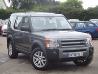 2006 LAND ROVER DISCOVERY 2.7 3 TDV6 XS 5d AUTO 188 BHP £10995.00