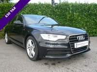 USED 2014 14 AUDI A6 2.0 AVANT TDI ULTRA S LINE START/STOP 5d 190 BHP Full Dealer History