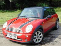 2005 MINI HATCH COOPER 1.6 COOPER 3d 114 BHP £2932.00