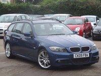 2009 BMW 3 SERIES 2.0 320D M SPORT TOURING 5d AUTO 175 BHP £9995.00