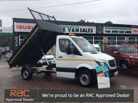 2015 MERCEDES-BENZ SPRINTER 2.1 313 CDI TIPPER  130 BHP STILL UNDER MERCEDES WARRANTY £18495.00