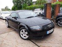 2001 AUDI TT 1.8 QUATTRO 3d 177 BHP £2695.00