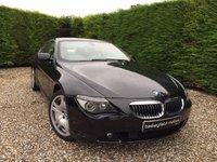 2004 BMW 6 SERIES 4.4 645CI 2d AUTO 329 BHP £8490.00