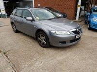 2005 MAZDA 6 2.0 TS2 5d AUTO 140 BHP £1000.00
