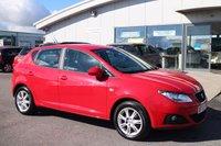 2009 SEAT IBIZA 1.4 SE 5d 85 BHP £4395.00