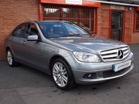 2010 MERCEDES-BENZ C CLASS C220 CDI EXECUTIVE SE 2.1 4d 170 BHP £7489.00