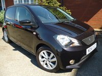 2014 SEAT MII 1.0 SPORT 5d 74 BHP Enormous Specification Car Not To Be Missed £5687.00