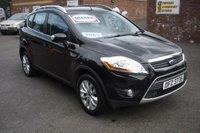 2009 FORD KUGA 2.0 TITANIUM TDCI AWD 5d 134 BHP £7950.00