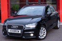 2012 AUDI A1 SPORTBACK 1.6 TDI SPORT 5d 105 S/S £9483.00