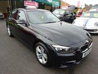 2012 BMW 3 SERIES 2.0 316D SPORT 4d 114 BHP £12000.00