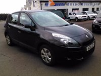 2010 RENAULT SCENIC 1.6 EXPRESSION VVT 5d 109 BHP £4690.00