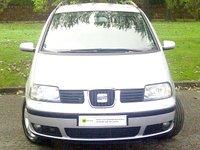 2006 SEAT ALHAMBRA 1.9 STYLANCE TDI 5d AUTO 114 BHP £4495.00