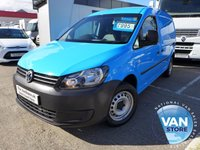 2011 VOLKSWAGEN CADDY MAXI 1.6 C20 TDI 1d 101 BHP SOLD