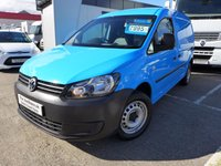 2011 VOLKSWAGEN CADDY MAXI 1.6 C20 TDI 1d 101 BHP £SOLD