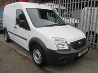 2010 FORD TRANSIT CONNECT 230 LWB High roof 90PS *ONLY 27000 MILES* £SOLD