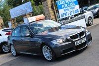 2008 BMW 3 SERIES 2.0 320D EDITION M SPORT 4d 174 BHP £6990.00