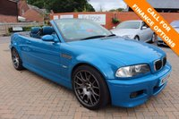USED 2002 BMW M3 3.2 M3 E46 AC SCHNITZER 2d 338 BHP MANUAL LAGUNA SECA BLUE Free 12 Month National Warranty Included