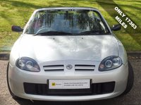 USED 2004 54 MG TF 1.6 115 2d 114 BHP WHERE DO YOU FIND ANOTHER 1???