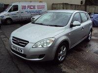 2009 KIA CEED 1.6 GS 5d AUTO 121BHP £4190.00