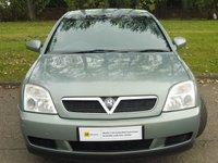 2003 VAUXHALL VECTRA 1.8 CLUB 16V 4d 121 BHP £1495.00