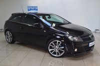 USED 2009 59 VAUXHALL ASTRA 2.0 VXR 3d 240 BHP