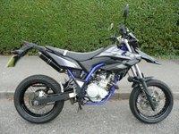 2014 YAMAHA WR 125 X Supermoto £2995.00