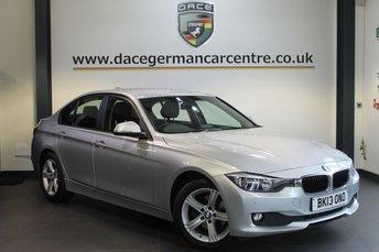 2013 BMW 3 SERIES 2.0 320D XDRIVE SE 4DR 181 BHP £14770.00