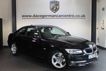 2013 BMW 3 SERIES 2.0 320I SE 2DR AUTO 168 BHP £13970.00