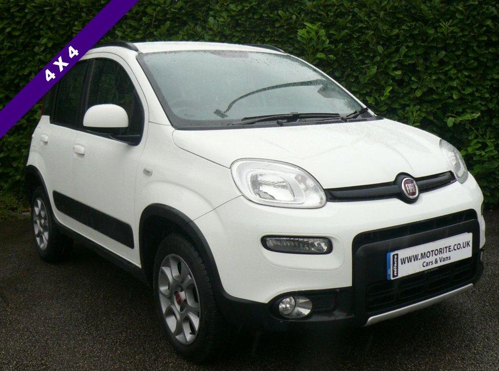 2013 Fiat Panda Multijet 6350