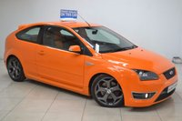 USED 2006 56 FORD FOCUS 2.5 ST-2 3d 225 BHP