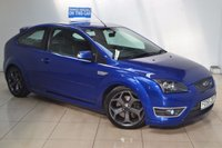 USED 2007 56 FORD FOCUS 2.5 ST-3 3d 225 BHP