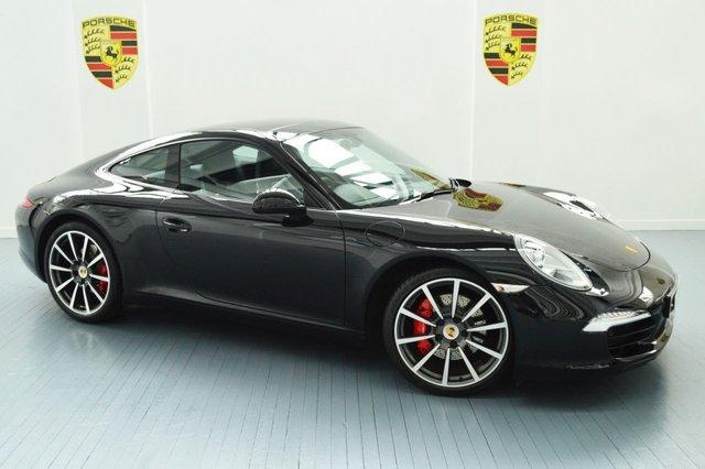 2012 12 PORSCHE 911 3.8 CARRERA S PDK 2d AUTO 400 BHP