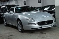 USED 2007 07 MASERATI COUPE 4.2 V8 CAMBIO CORSA 2d AUTO 385 BHP SAT NAV+LEATHER+LOW MILES+CLEAN EXAMPLE