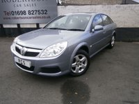 2008 VAUXHALL VECTRA 1.8 VVT EXCLUSIV 5dr £1780.00
